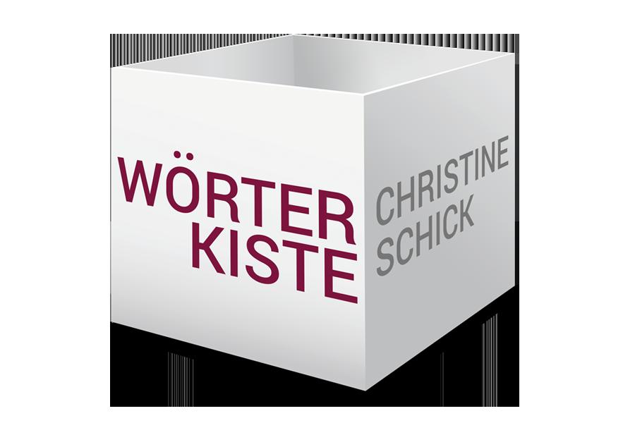 Wörterkiste Christine Schick